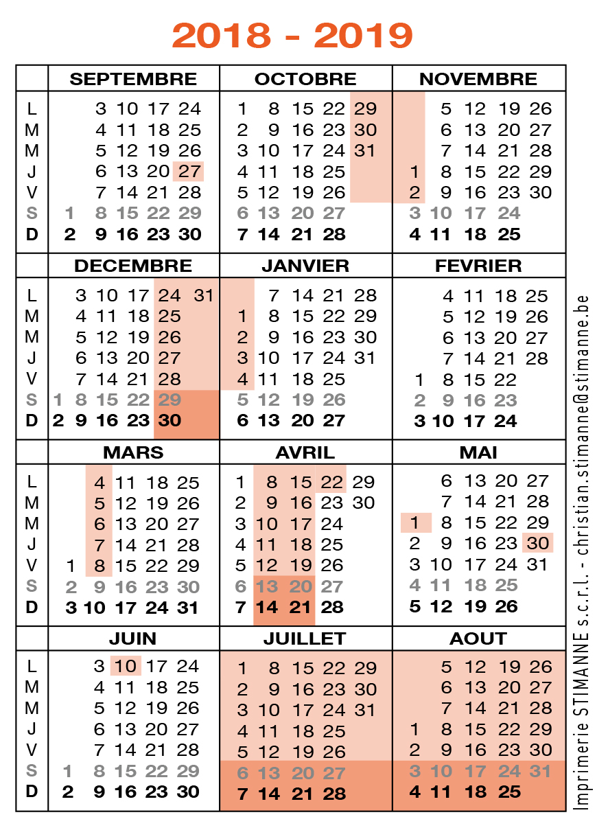 Calendrier Greve 2020.Cgsp Enseignement