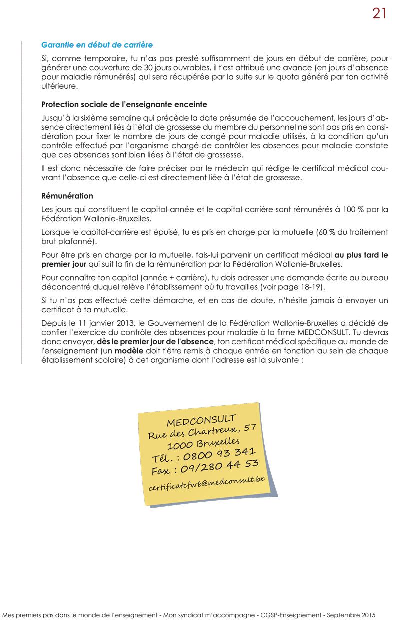 certificat médical medconsult